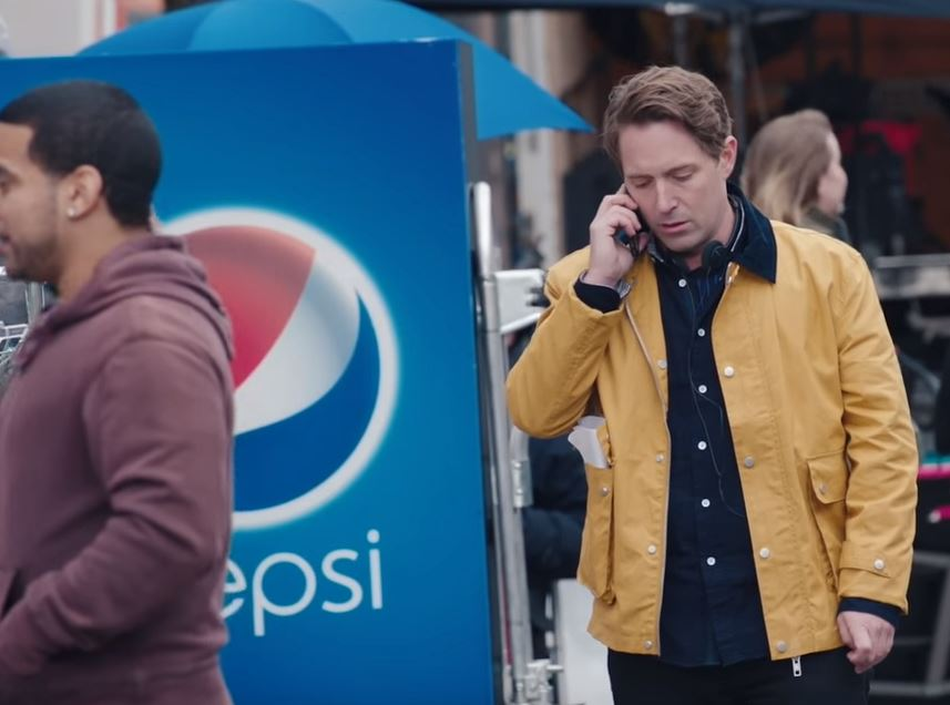 Saturday Night Live have sent up THAT Pepsi advert and it's brilliant